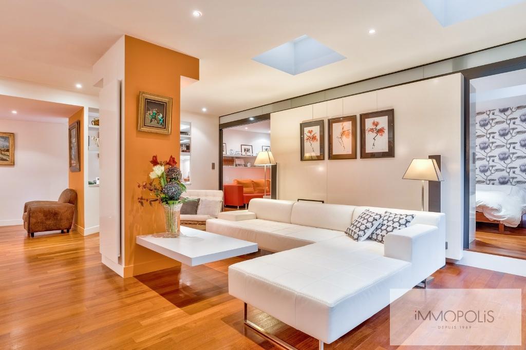 Appartement d'exception à Montmartre, secteur Junot, Paris XVIII 3