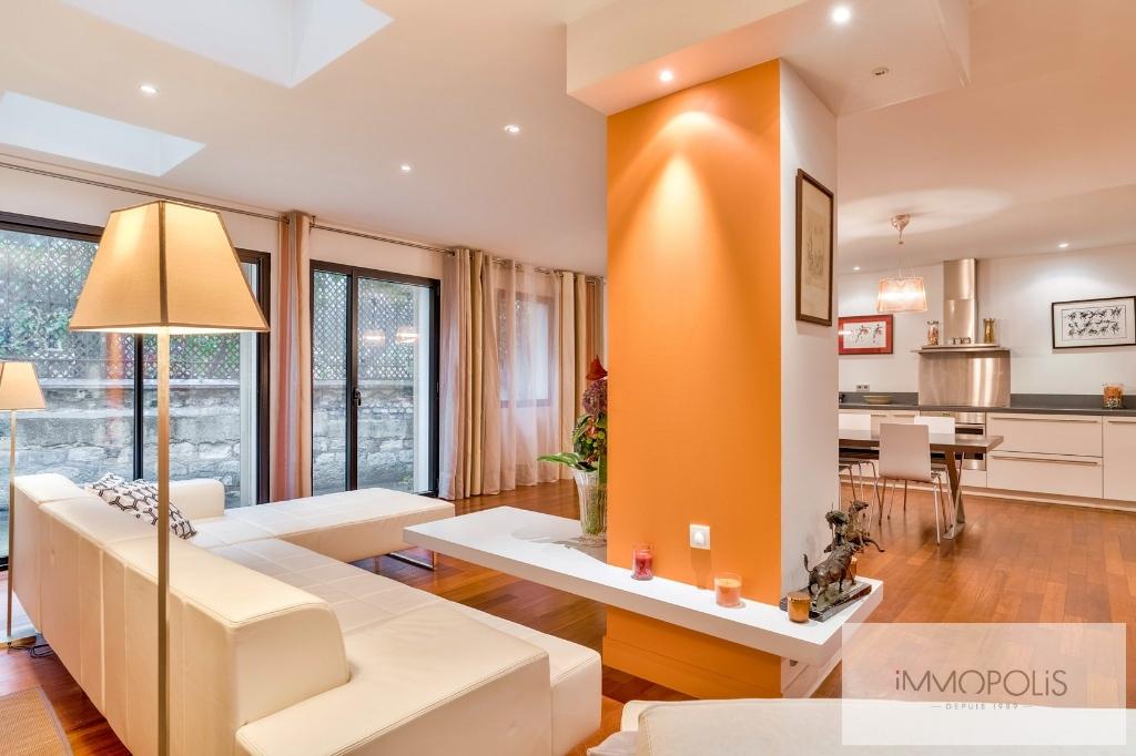 Appartement d'exception à Montmartre, secteur Junot, Paris XVIII 4