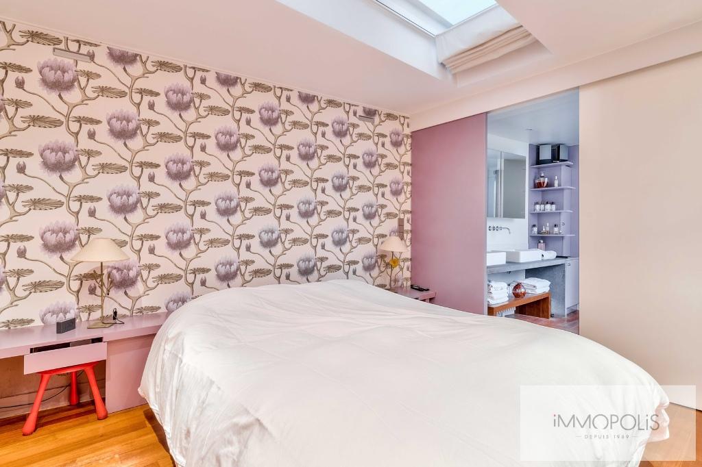 Appartement d'exception à Montmartre, secteur Junot, Paris XVIII 7