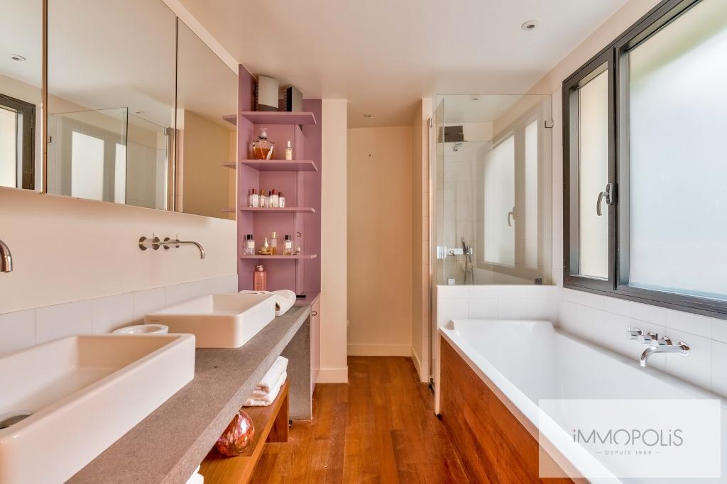Appartement d'exception à Montmartre, secteur Junot, Paris XVIII 8