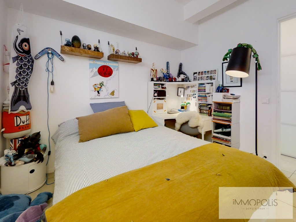 Abbesses: 3 bedroom Loft Apartment 6