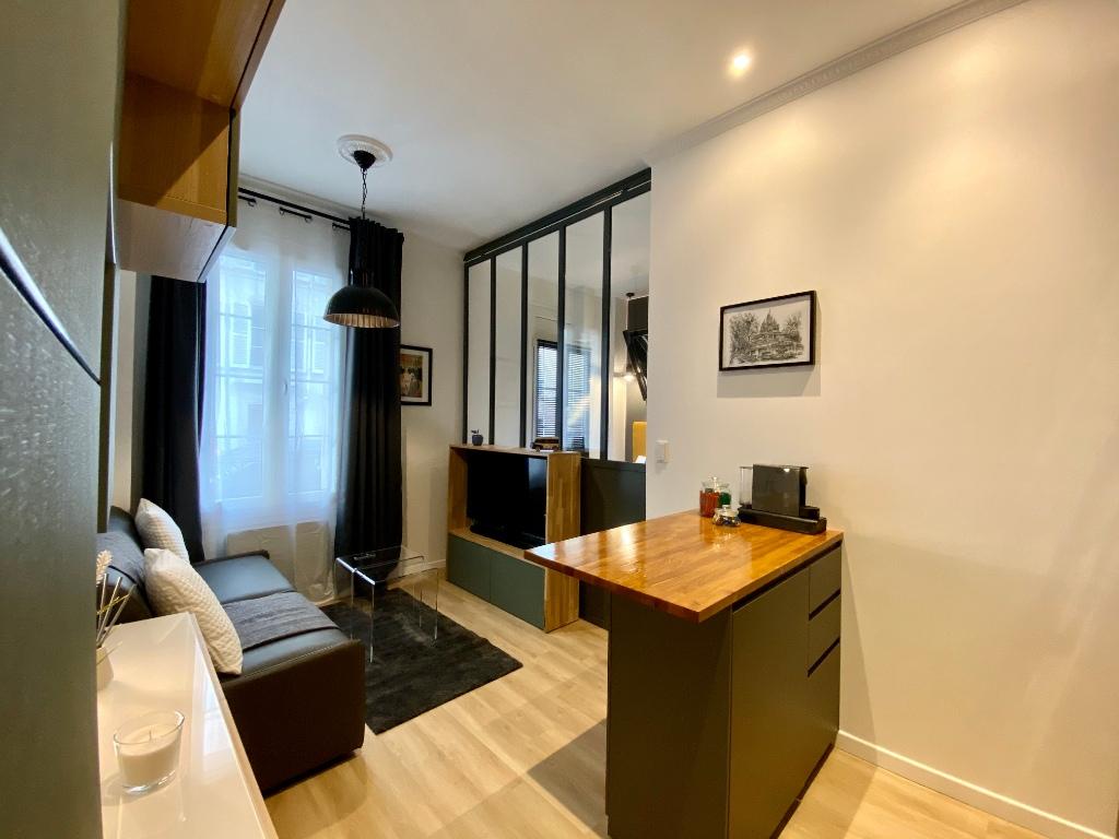 Proche sacré coeur / Rue Muller: Appartement moderne de type F2, état irréprochable, vendu meublé 3