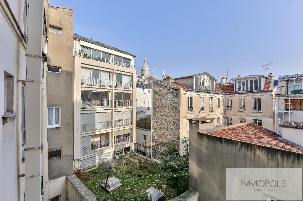 Appartement rue des Martyrs REFAIT A NEUF avec vue dégagée sur Sacré-Coeur 7