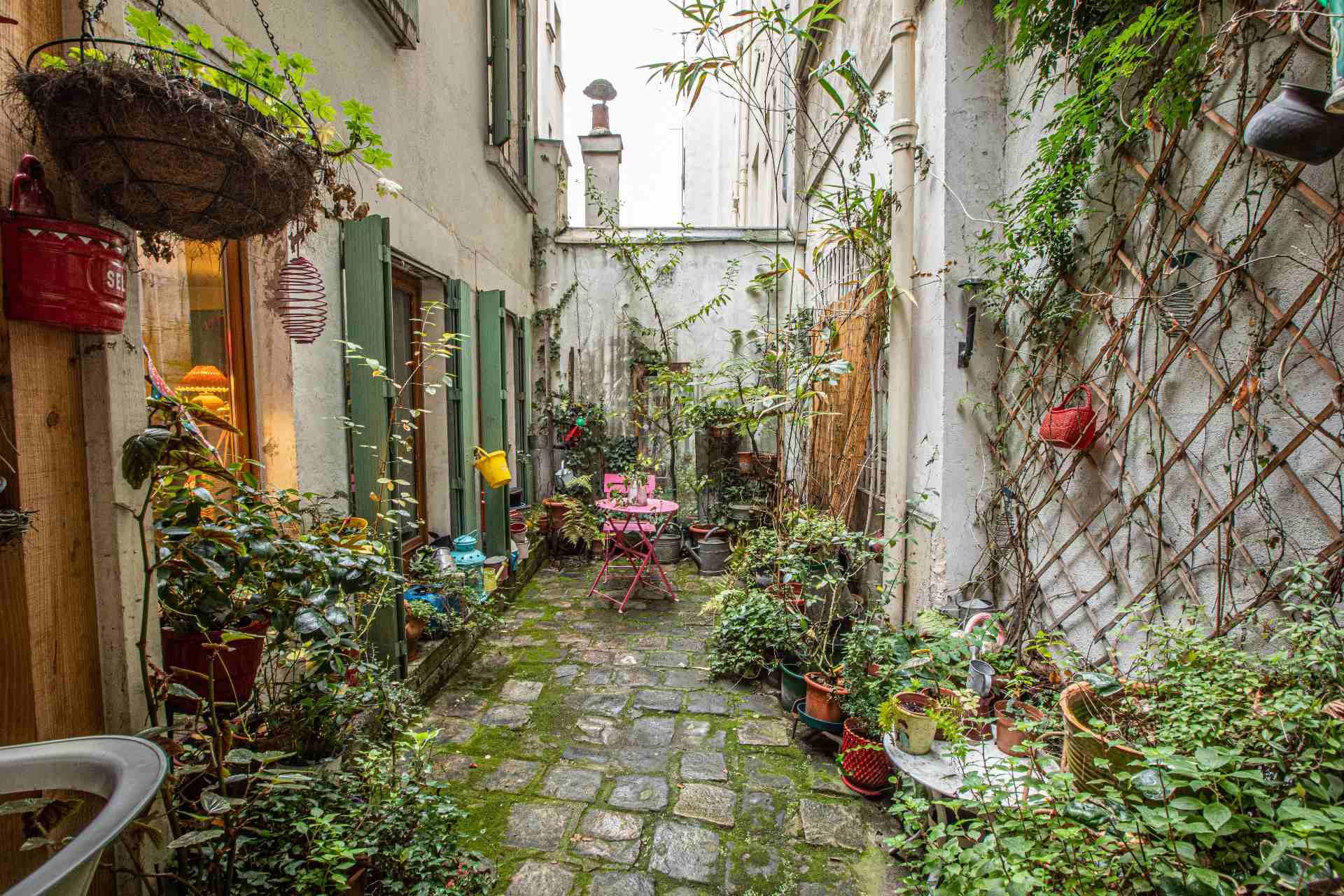Maison de ville – Ramey / Clignancourt 1