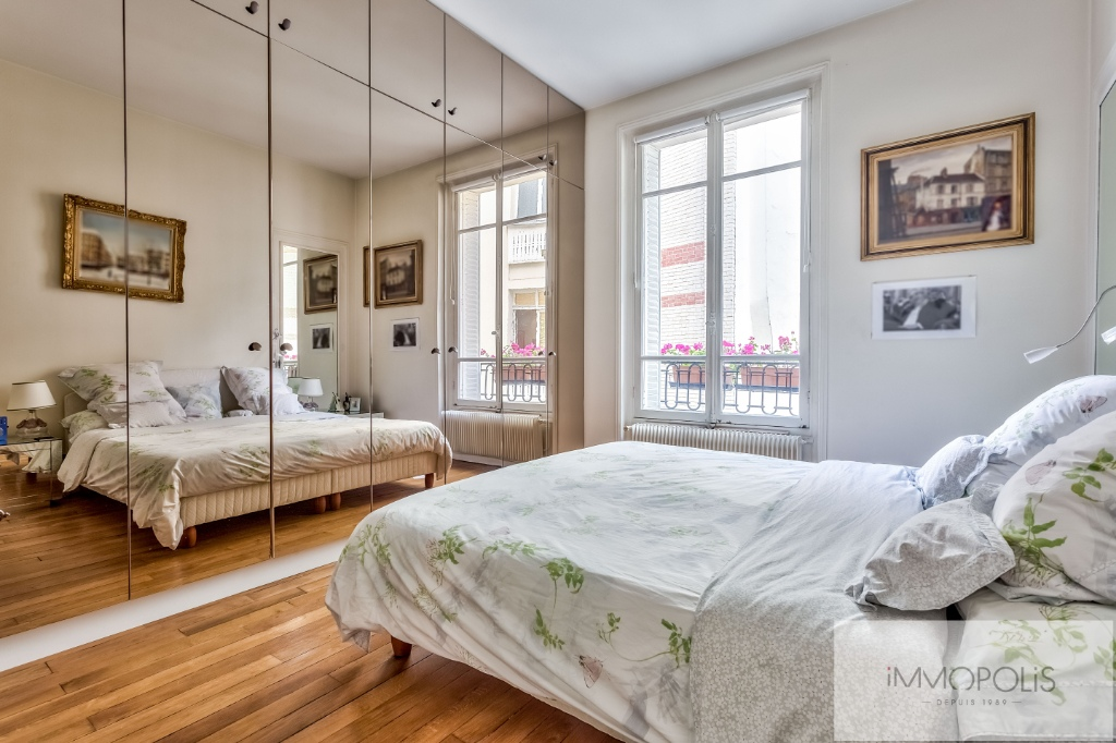 Reception apartment Paris VII – 6 rooms of 205m2 7