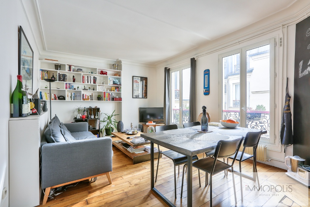 Montmartre – beautiful 2-room apartment 40 m2 1