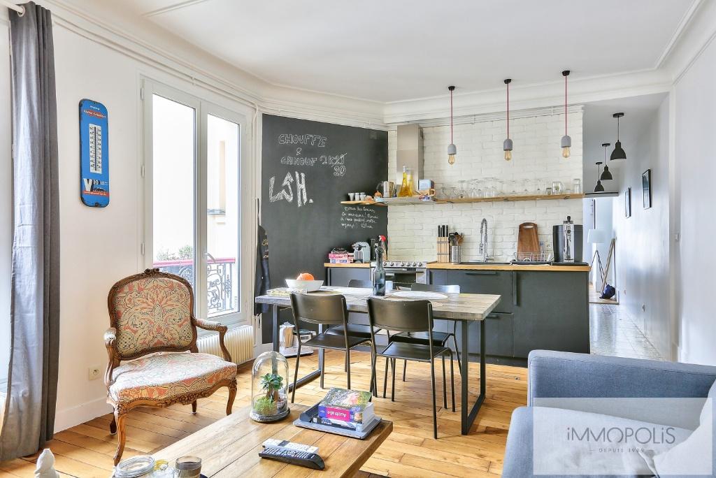 Montmartre – beau 2 pièces 40 m2 2