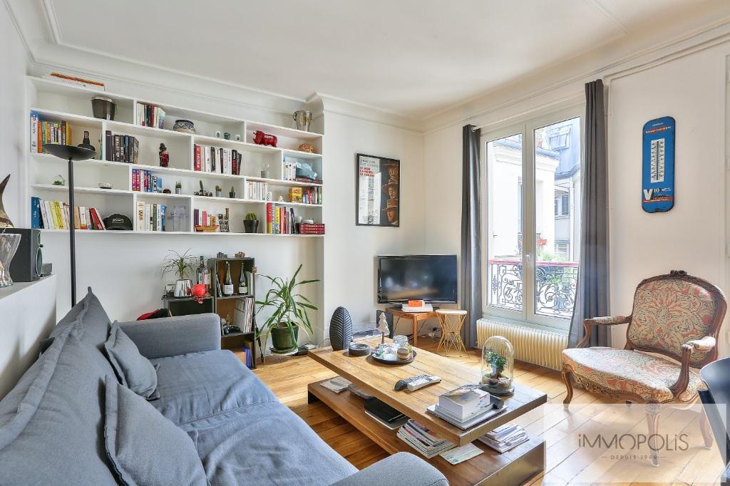Montmartre – beau 2 pièces 40 m2 3