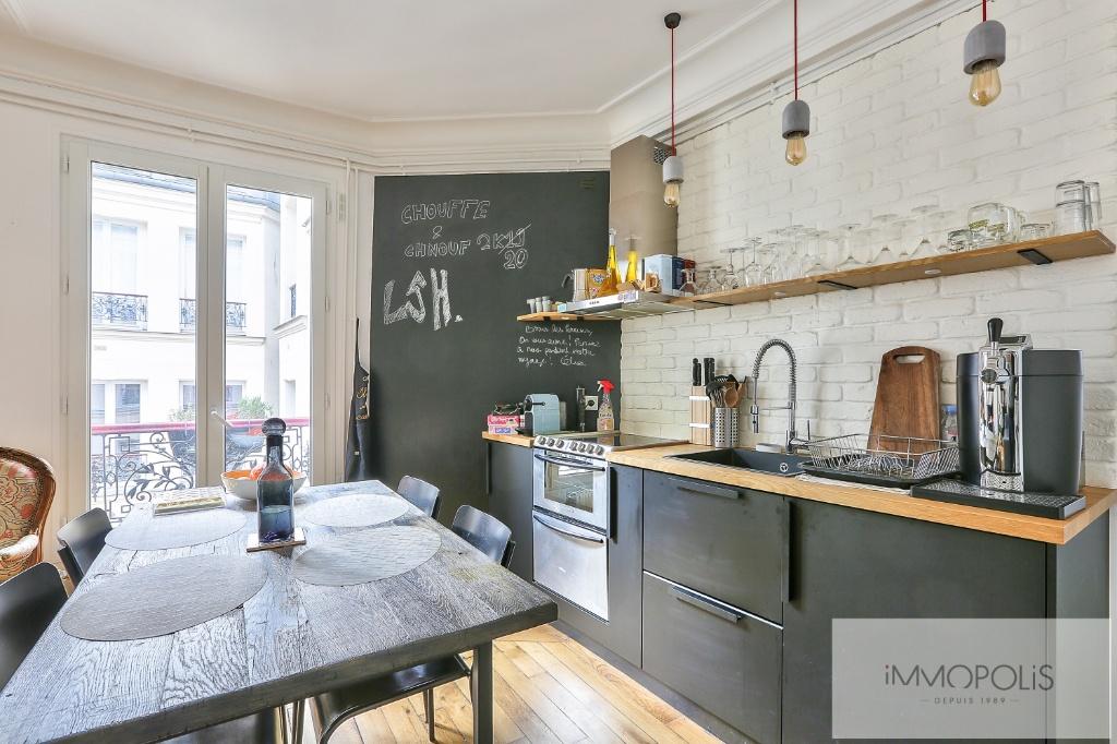 Montmartre – beau 2 pièces 40 m2 4