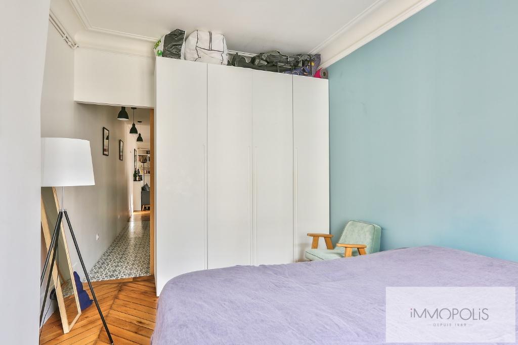 Montmartre – beau 2 pièces 40 m2 6