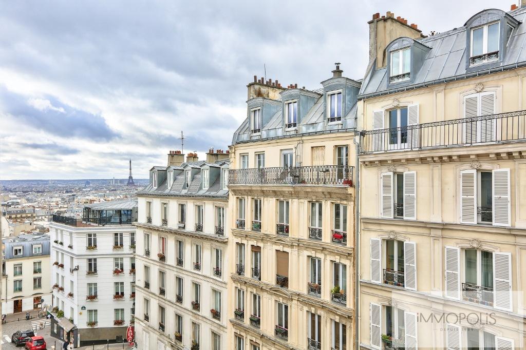 Montmartre – beau 2 pièces 40 m2 9