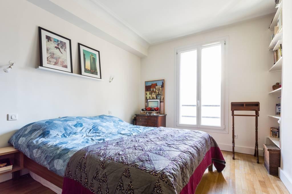 Appartement Paris 17ème 3 pièces vide 63.46 m2 3