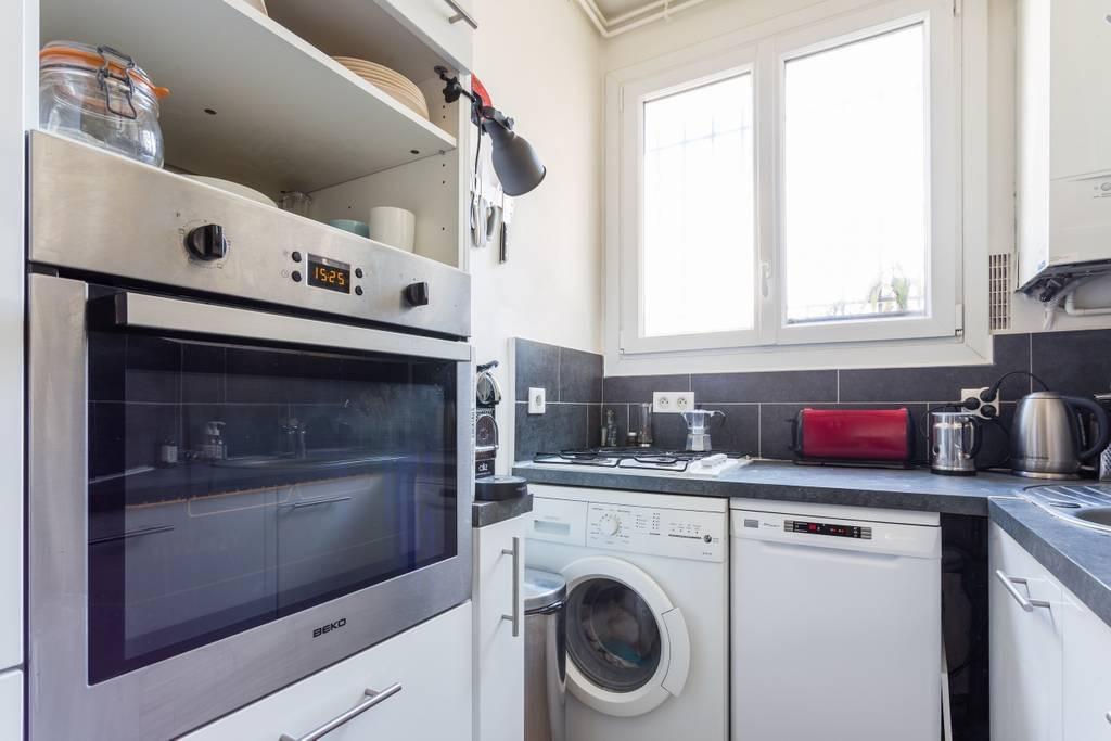 Appartement Paris 17ème 3 pièces vide 63.46 m2 4