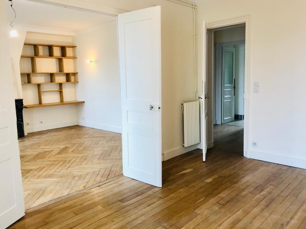 Appartement Paris 17ème 3 pièces vide 63.46 m2 6