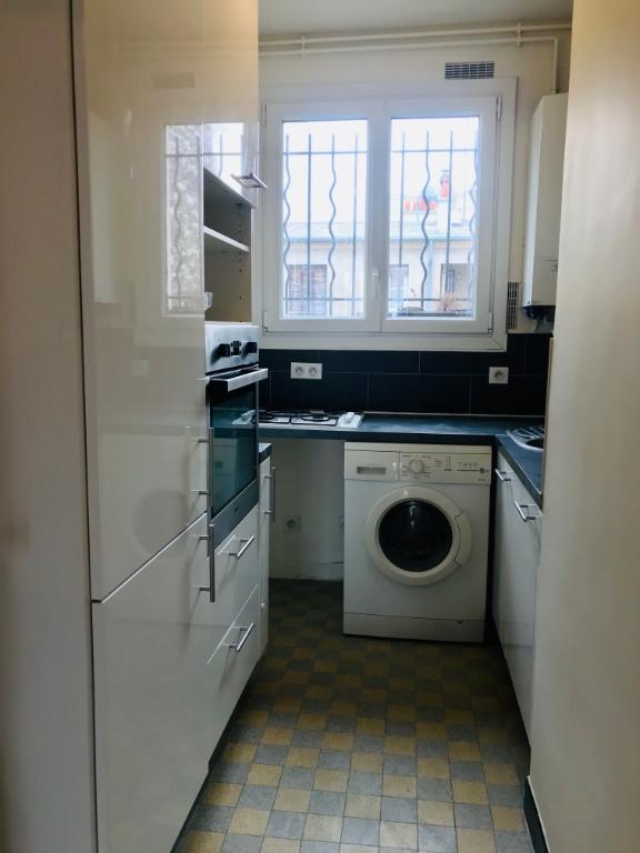Appartement Paris 17ème 3 pièces vide 63.46 m2 7
