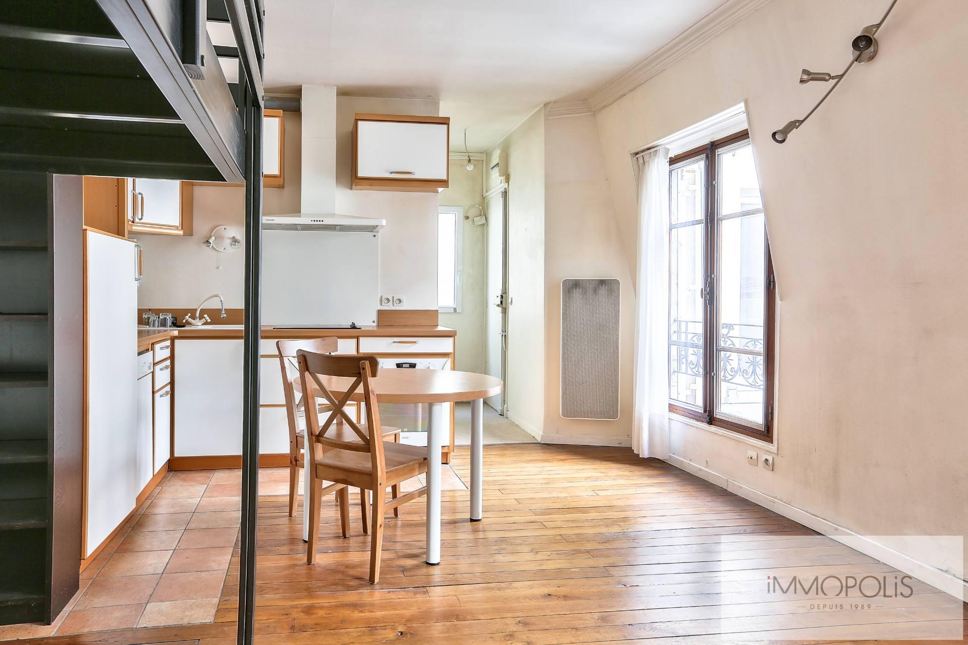 Last Top Floor 2 Rooms of 27 M² Village Ramey 2