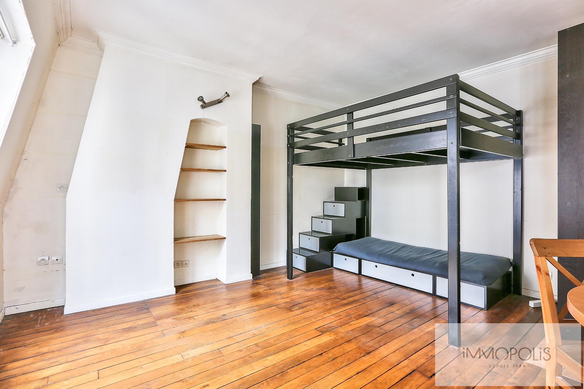 Last Top Floor 2 Rooms of 27 M² Village Ramey 4