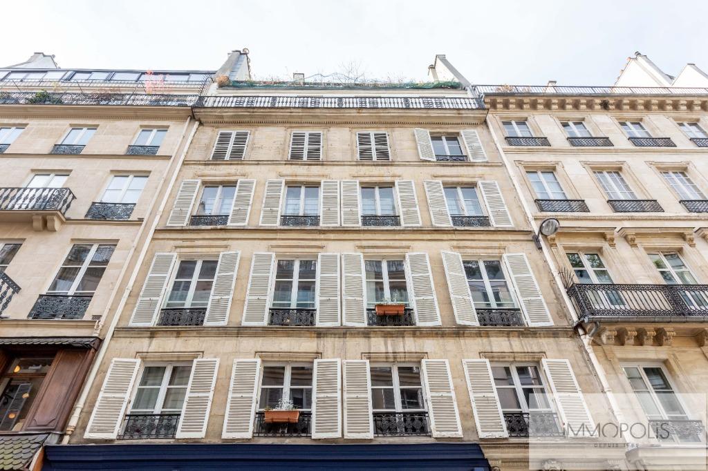 Appartement Paris 2 pièce(s) 34.47 m², Secteur Palais ROYAL 1