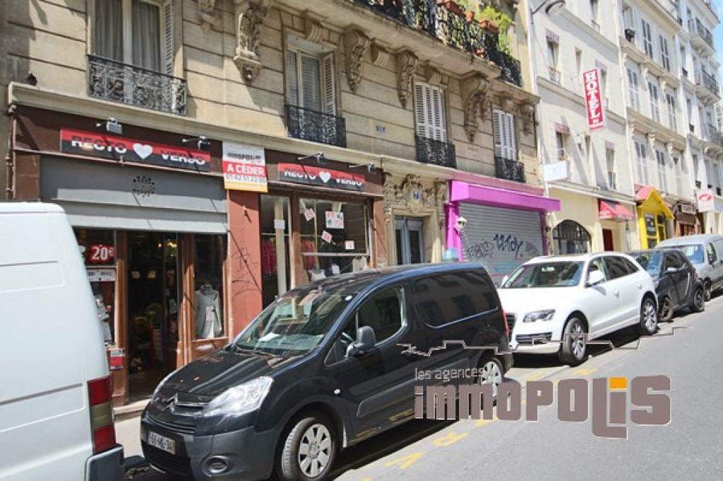 Fonds de commerce Paris 1