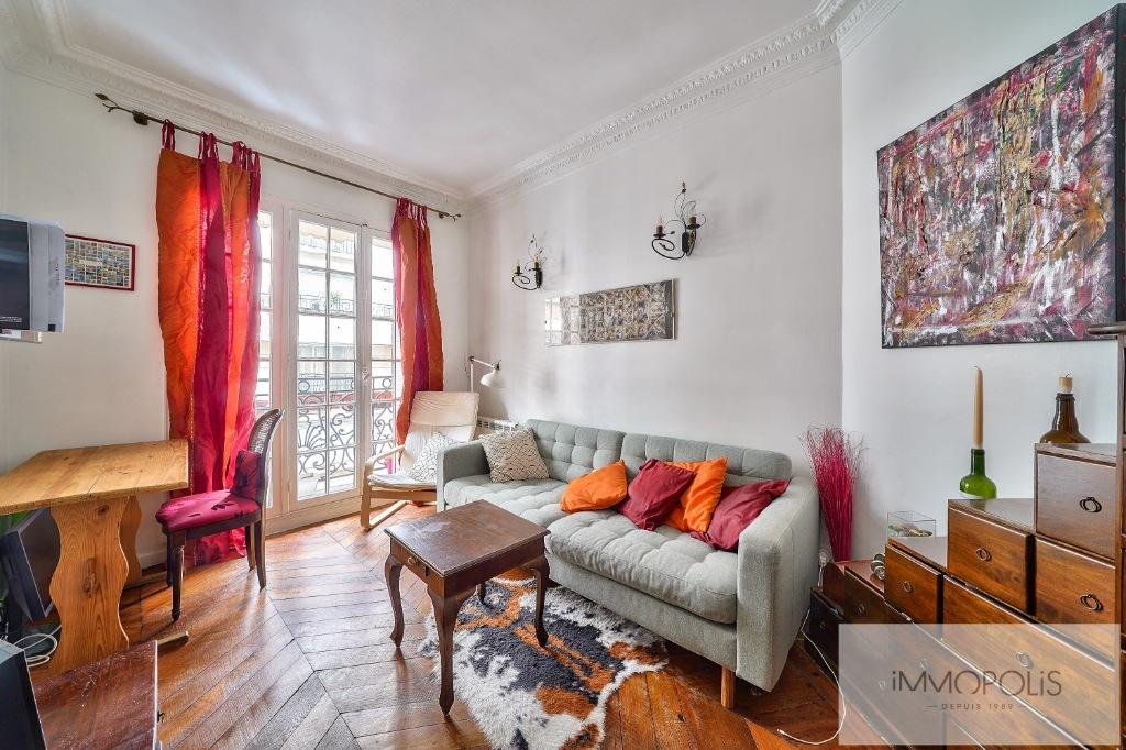 exclusivité IMMOPOLIS – Appartement 2 pièces 36 m² – Guy Moquet 1