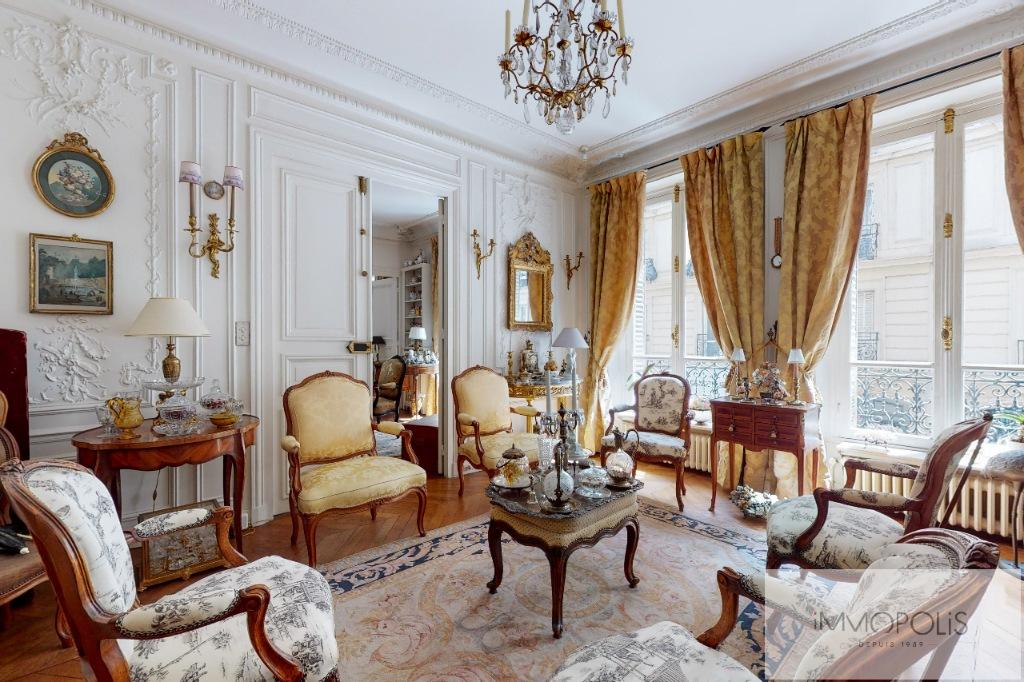 Charmant deux pièces avec vue degagée – Butte Montmartre – Paris XVIII 1