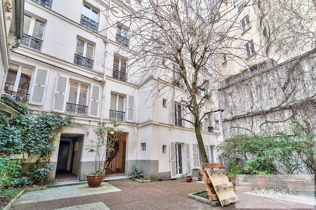 Charming studio in the heart of the Abbesses 8