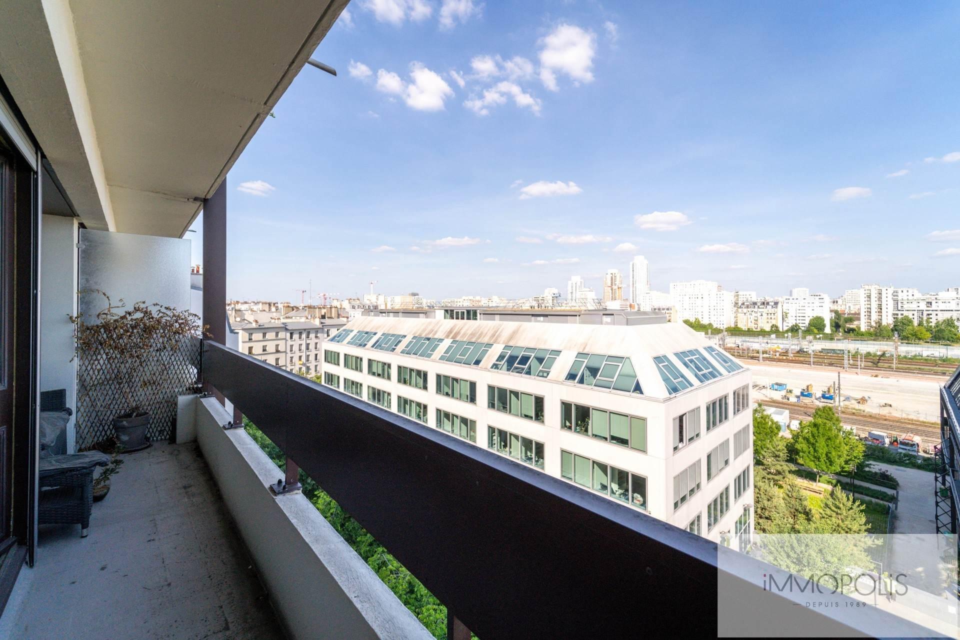 Halle Pajol – Appartement  2/3 pièces de 55 m2 1