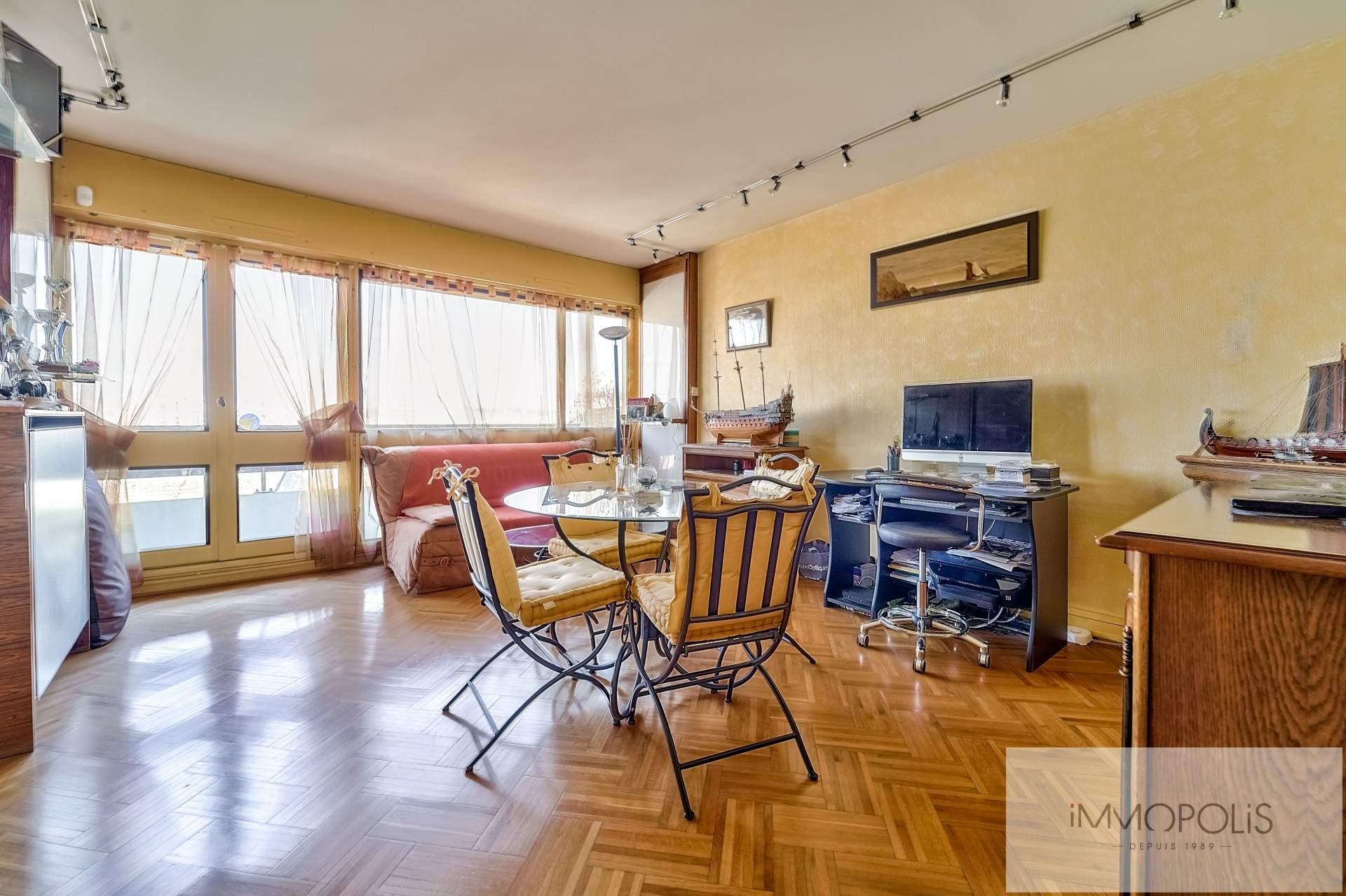 Halle Pajol – Appartement  2/3 pièces de 55 m2 7
