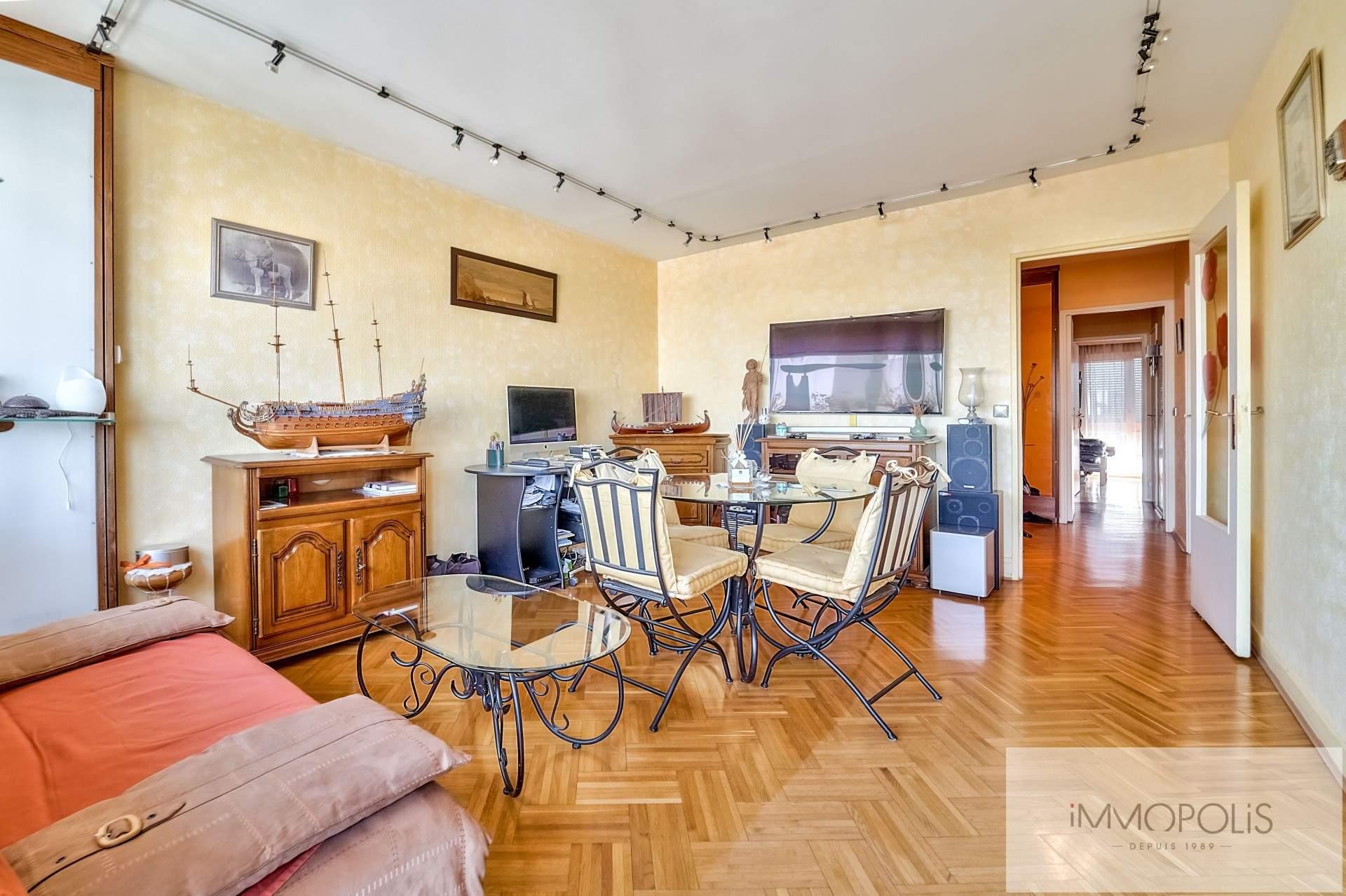 Halle Pajol – Appartement  2/3 pièces de 55 m2 8