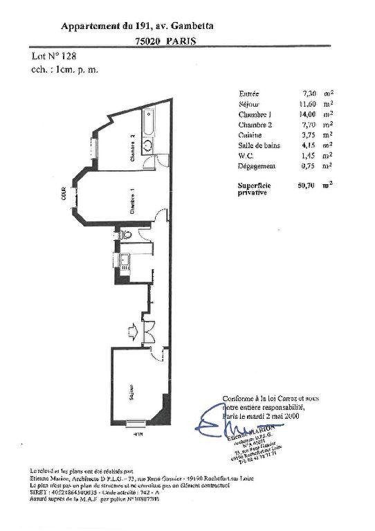 Appartement 3 Pièces PLEIN SOLEIL, SAINT FARGEAU 7