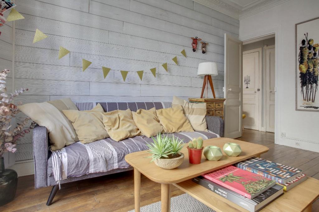 Exclusivity IMMOPOLIS – Charming 2 room apartment of 38 m² – Guy Moquet area 2