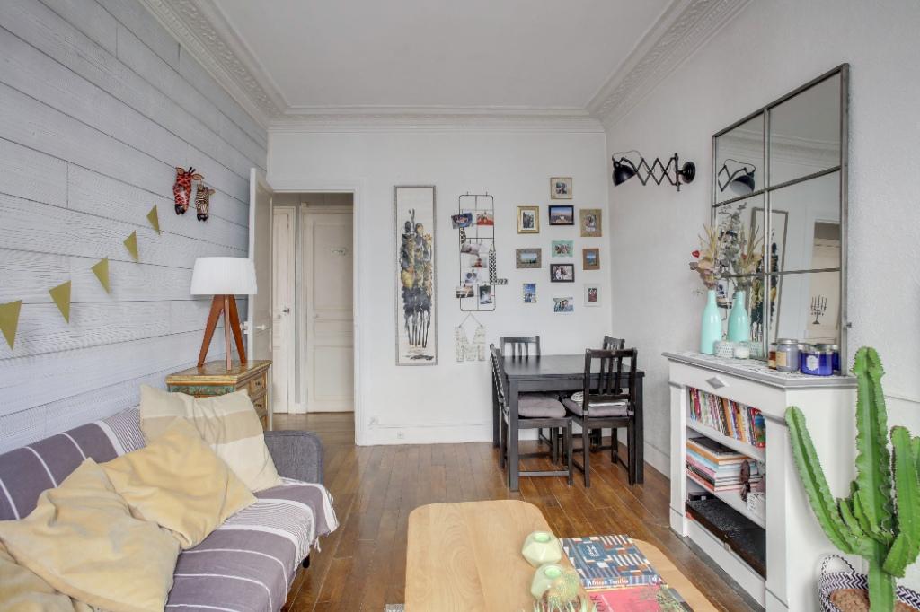 Exclusivity IMMOPOLIS – Charming 2 room apartment of 38 m² – Guy Moquet area 3