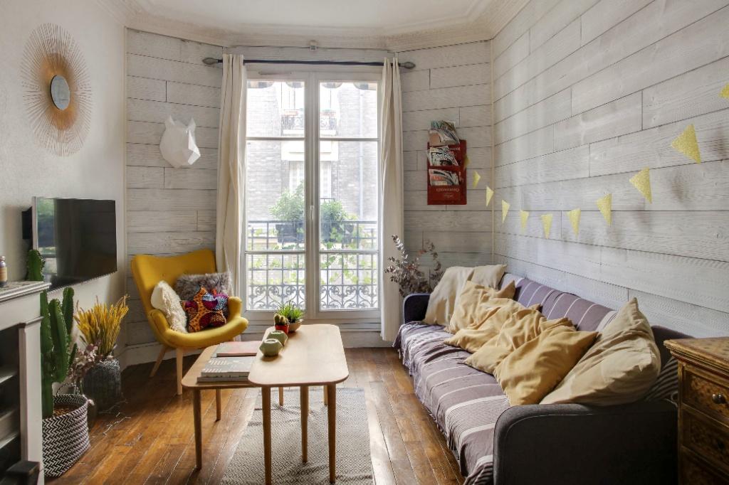 Exclusivity IMMOPOLIS – Charming 2 room apartment of 38 m² – Guy Moquet area 4