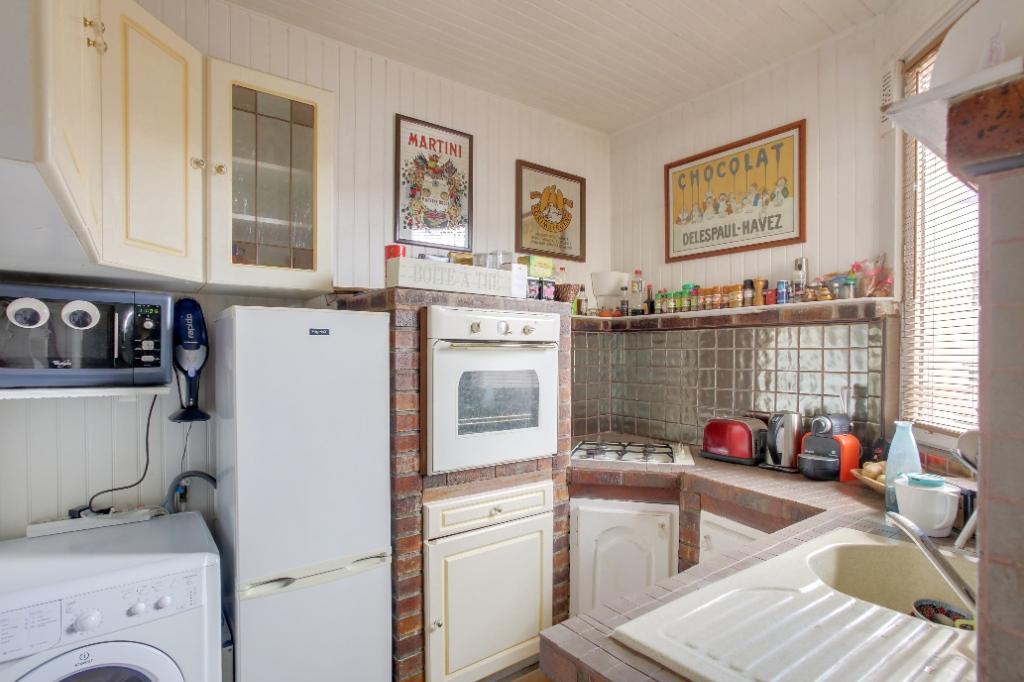 Exclusivity IMMOPOLIS – Charming 2 room apartment of 38 m² – Guy Moquet area 5