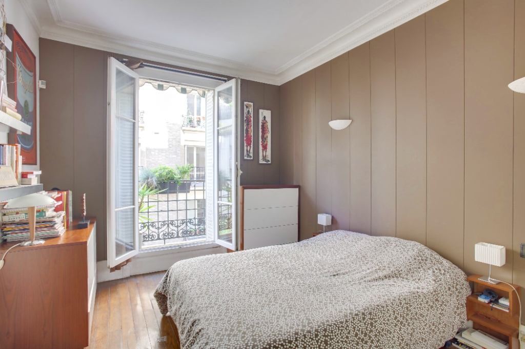 Exclusivity IMMOPOLIS – Charming 2 room apartment of 38 m² – Guy Moquet area 6