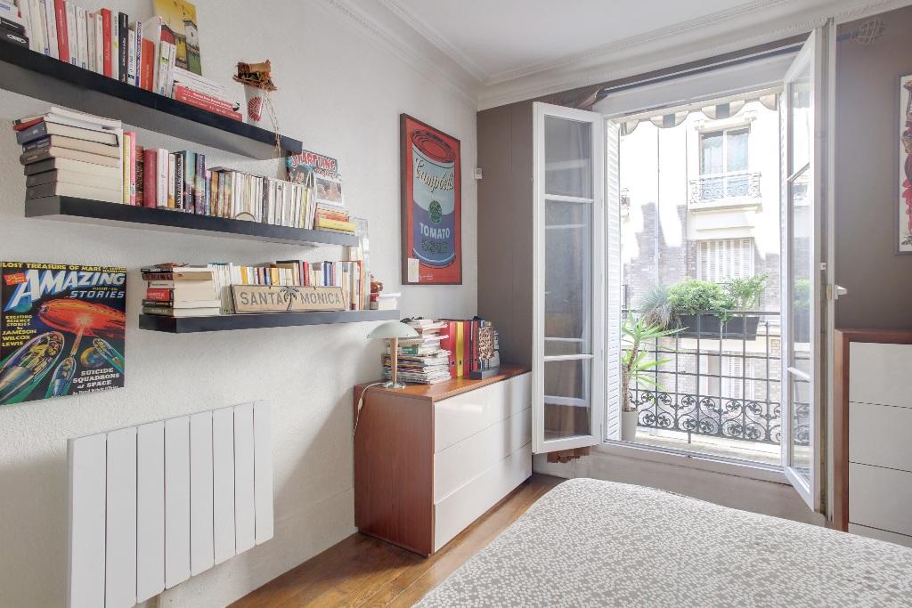 Exclusivity IMMOPOLIS – Charming 2 room apartment of 38 m² – Guy Moquet area 7
