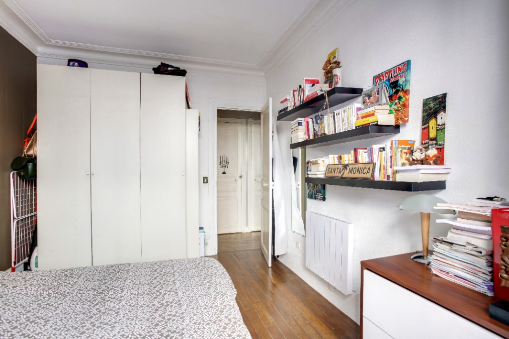 Exclusivity IMMOPOLIS – Charming 2 room apartment of 38 m² – Guy Moquet area 8