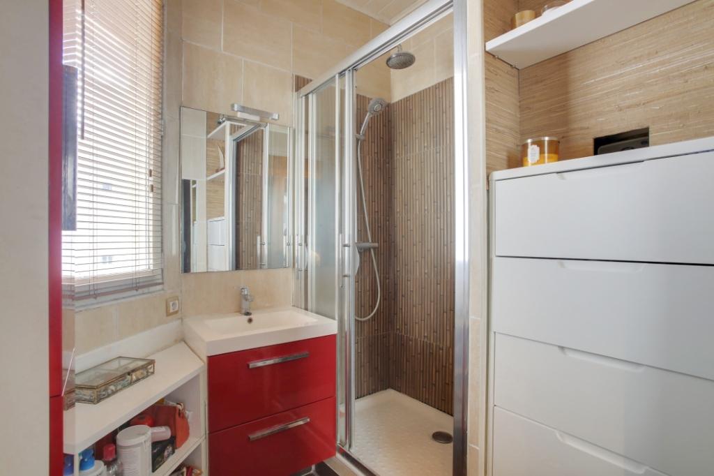 Exclusivity IMMOPOLIS – Charming 2 room apartment of 38 m² – Guy Moquet area 9