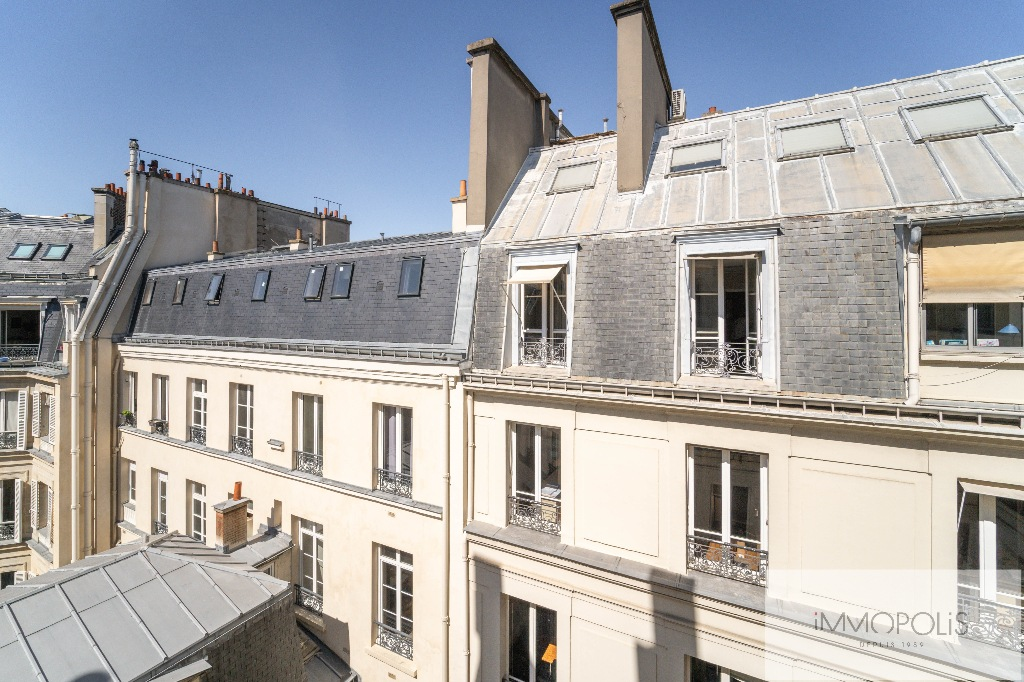 Place de l'Europe, very nice 3 room apartment in perfect condition 2