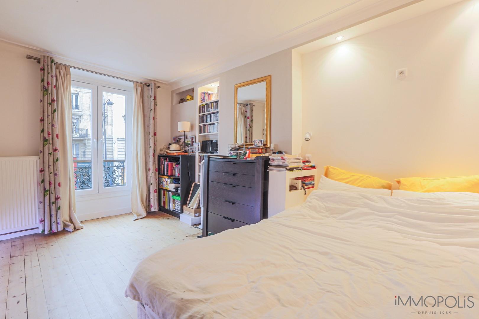 VILLAGE RAmey, Beautiful 2/3 room apartment of 53m² 2