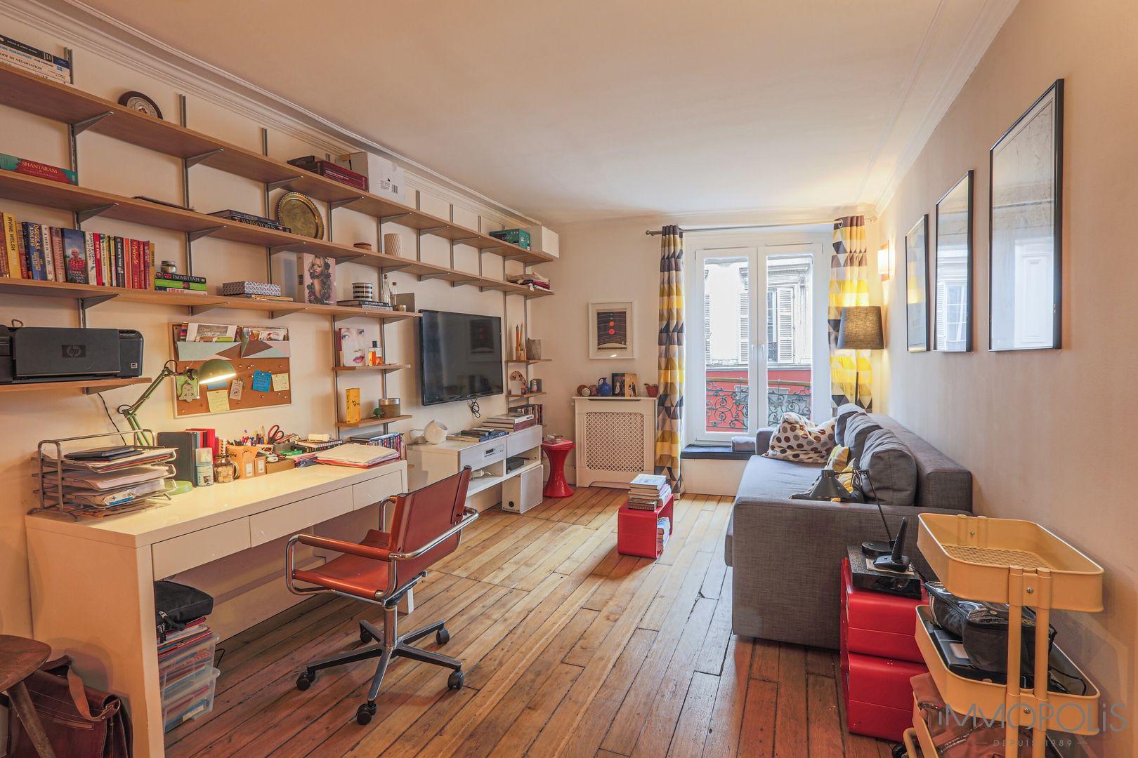 VILLAGE RAmey, Beautiful 2/3 room apartment of 53m² 3