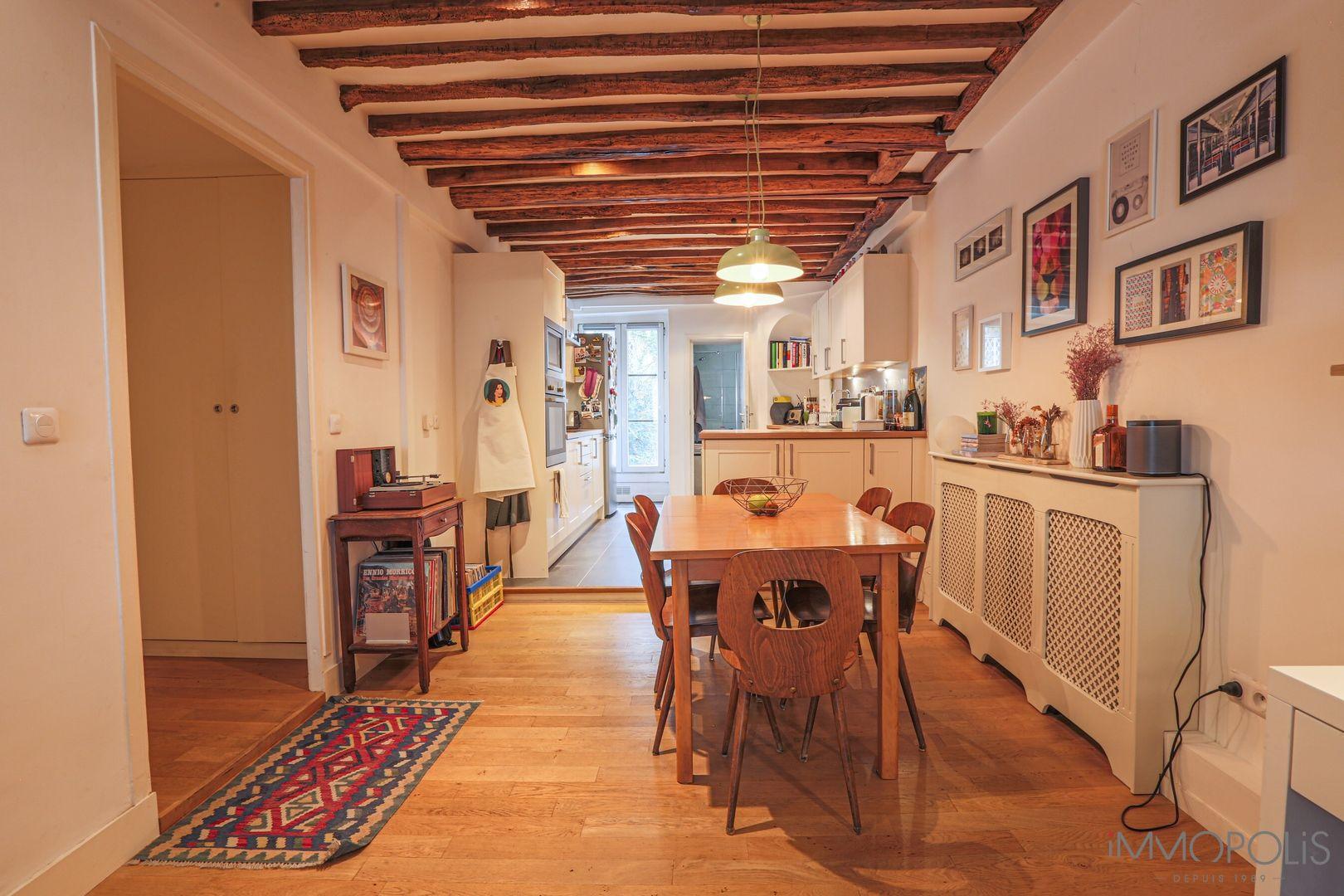 VILLAGE RAmey, Beautiful 2/3 room apartment of 53m² 5