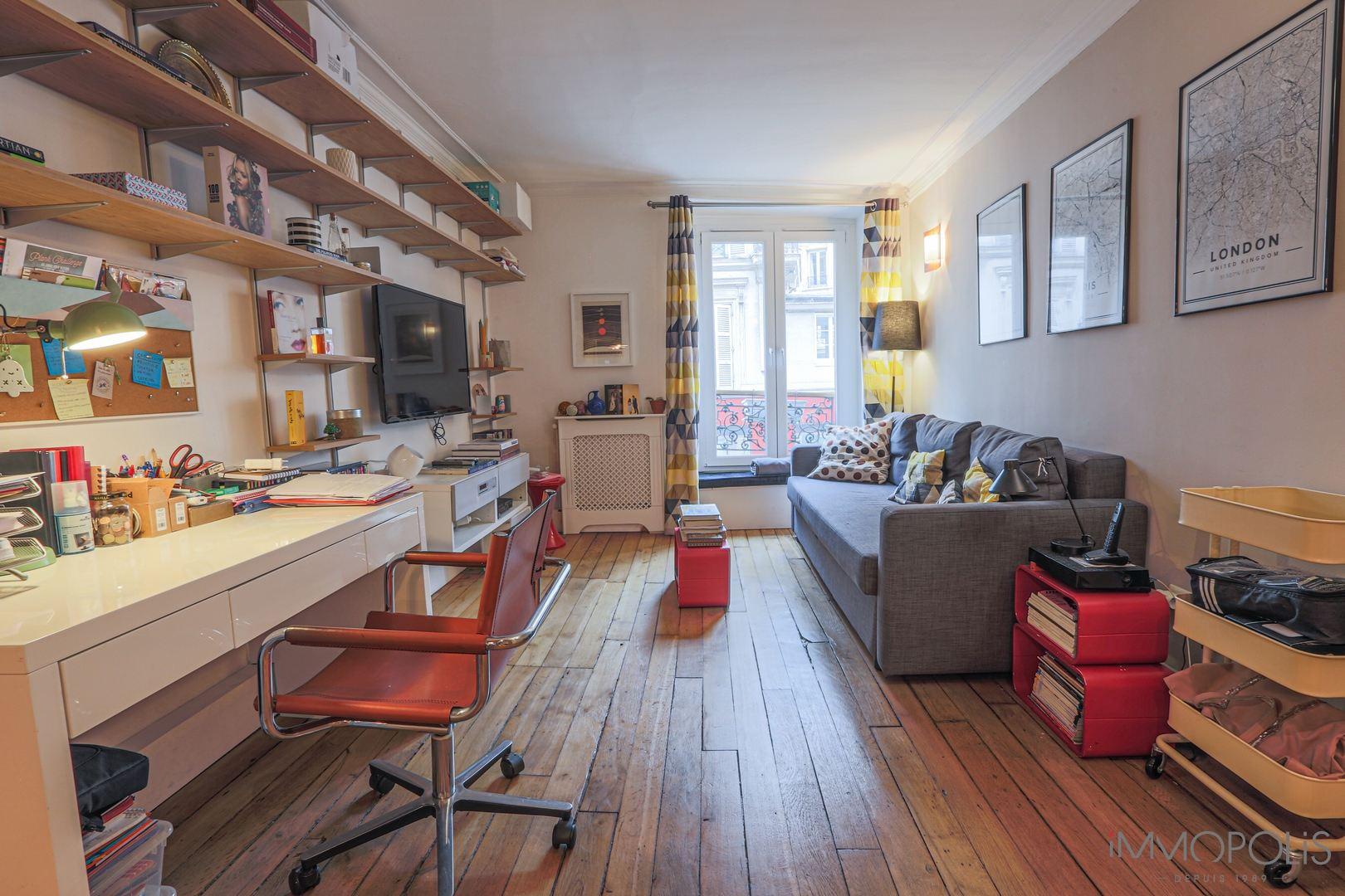 VILLAGE RAmey, Beautiful 2/3 room apartment of 53m² 6