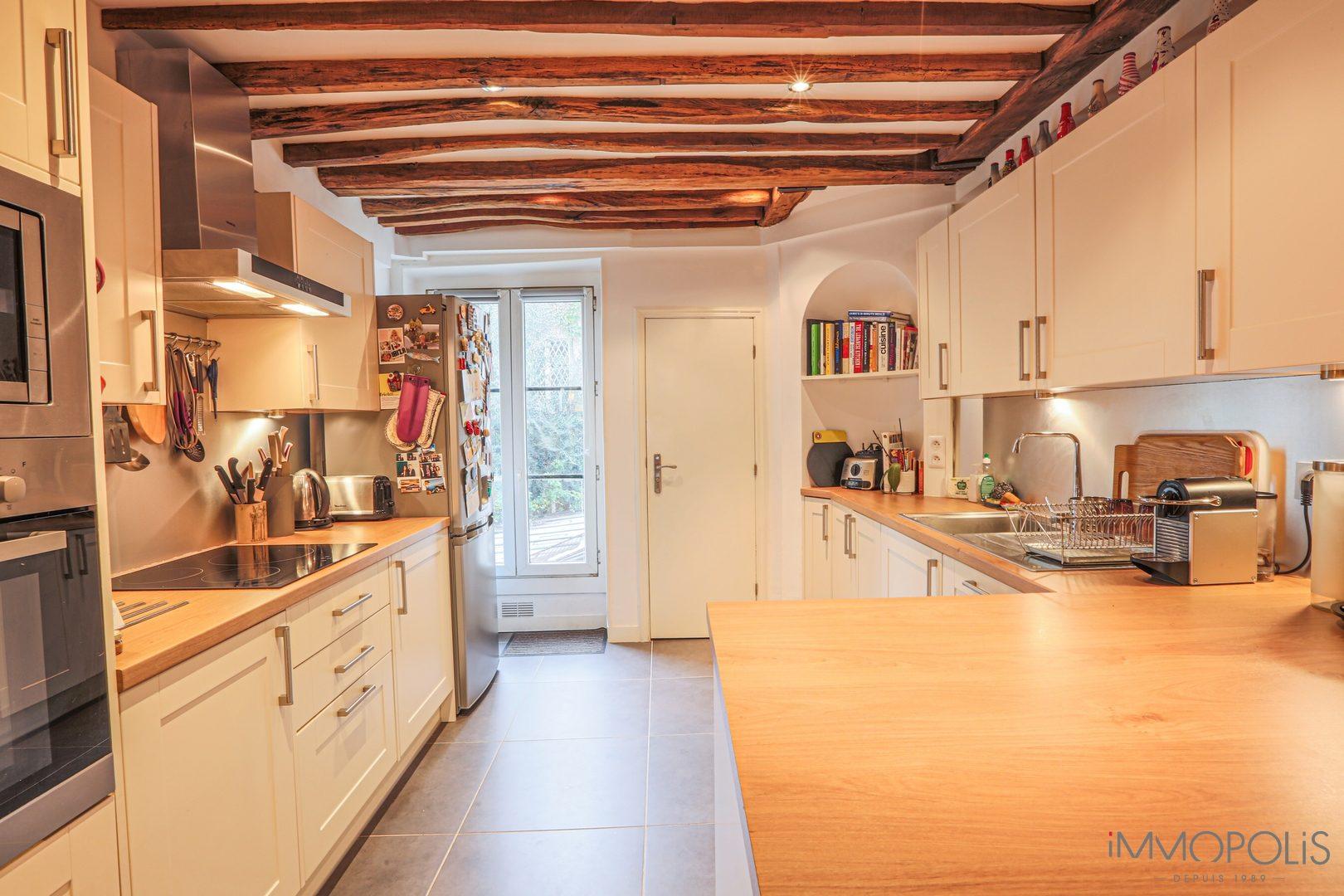 VILLAGE RAmey, Beautiful 2/3 room apartment of 53m² 8
