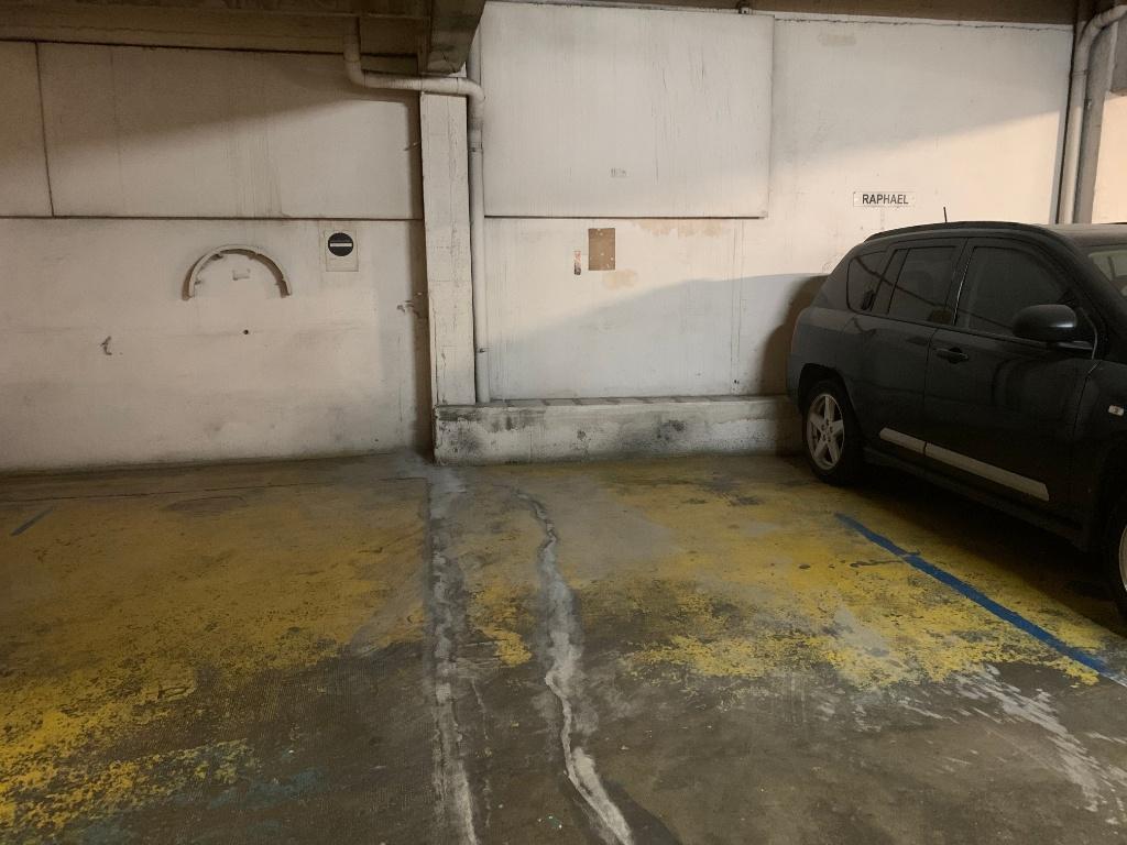 Place de parking  rue de Chaillot 1
