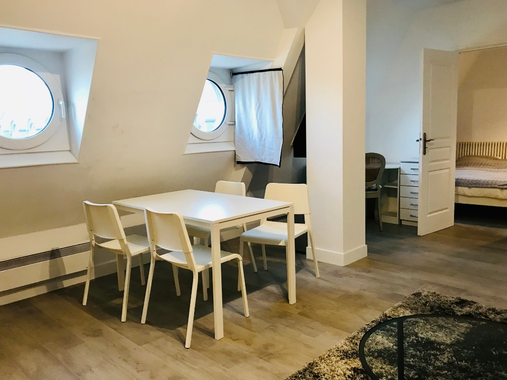 Paris 16th 2 furnished rooms 43 m2 2