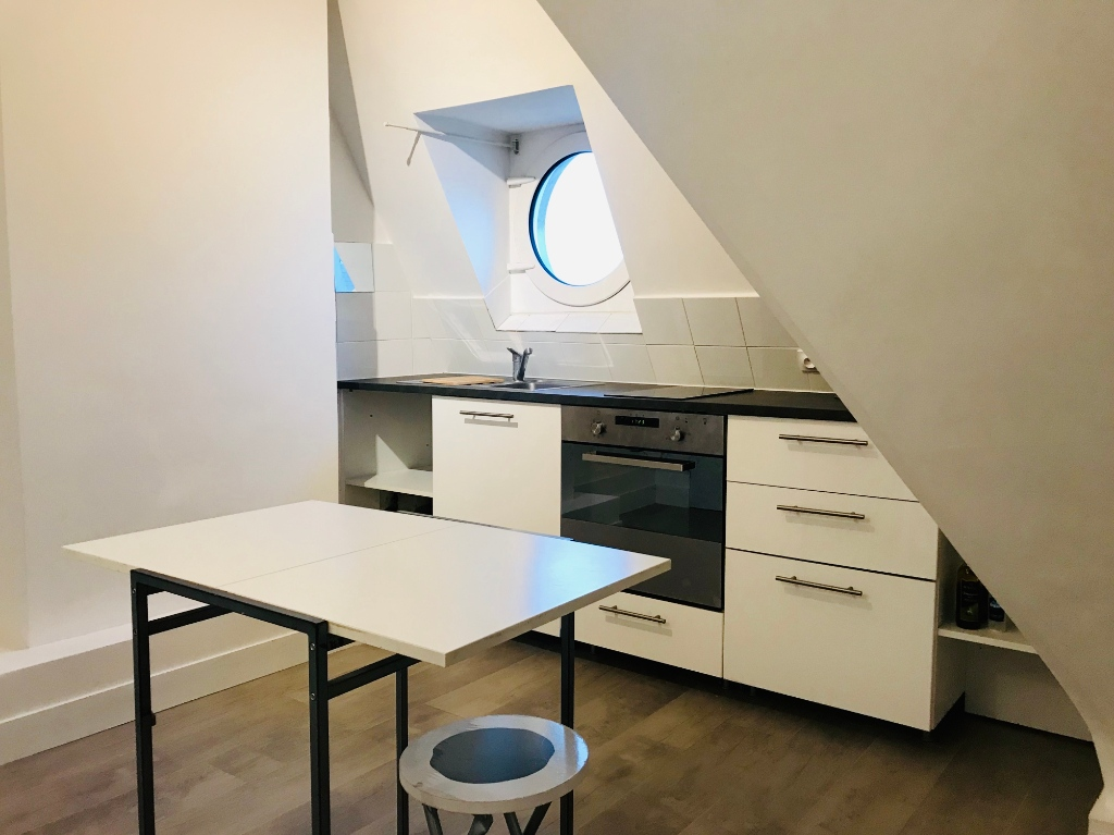 Paris 16th 2 furnished rooms 43 m2 5