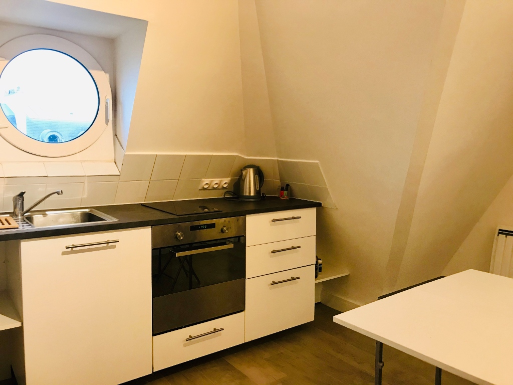 Paris 16th 2 furnished rooms 43 m2 6