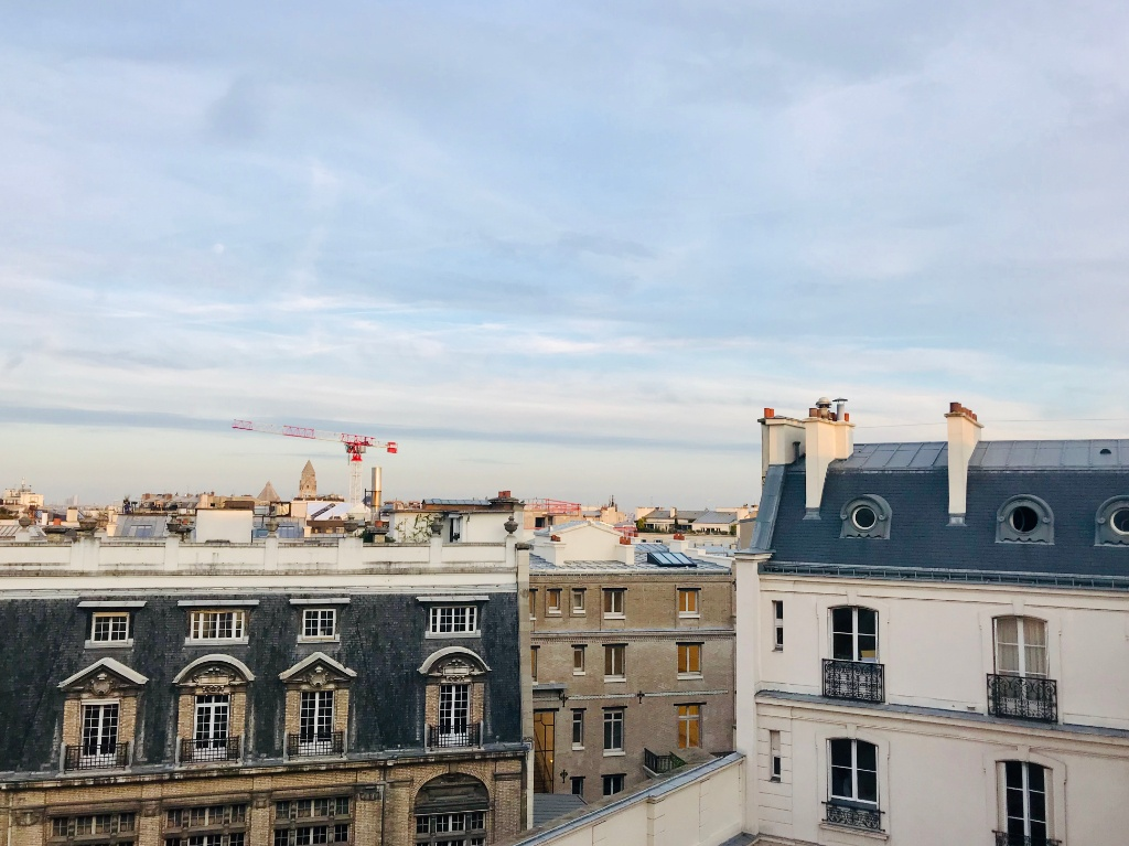 Paris 16th 2 furnished rooms 43 m2 8