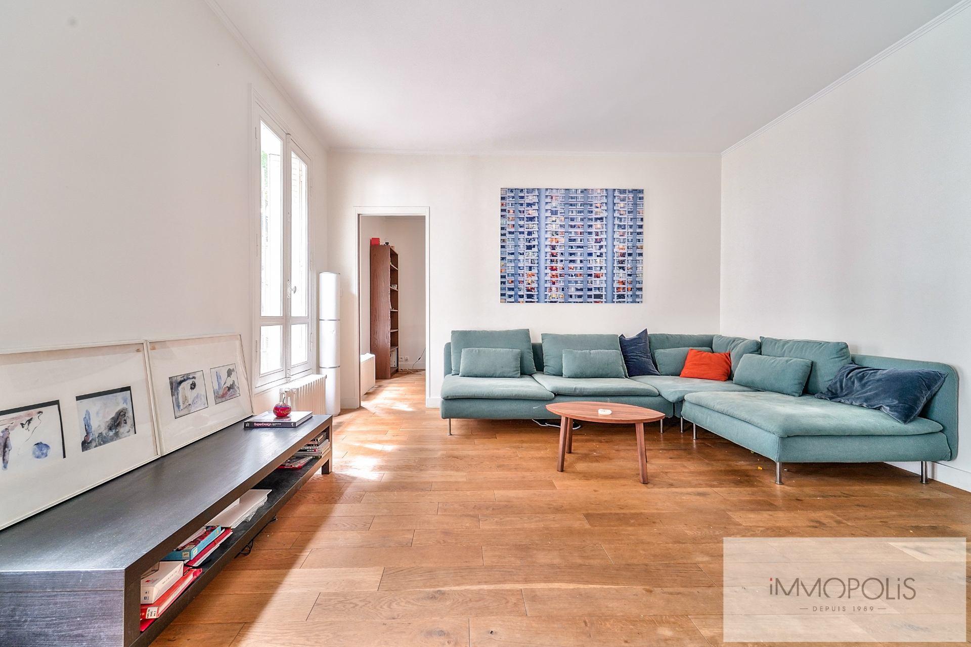 Mont-Cenis / Caulaincourt Apartment Paris 2 room (s) 48 m2 3